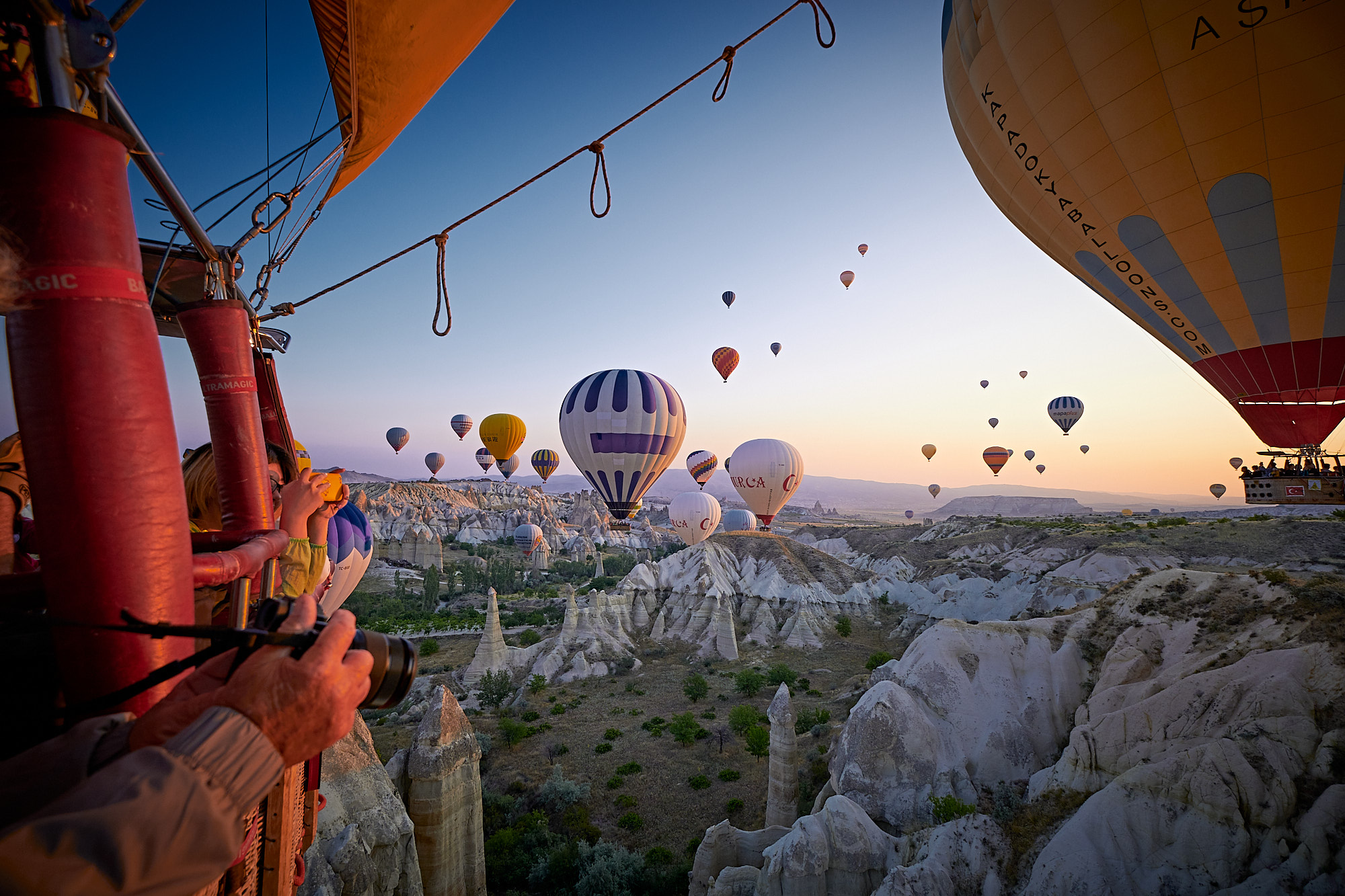 Roman Martin-Cappadocia