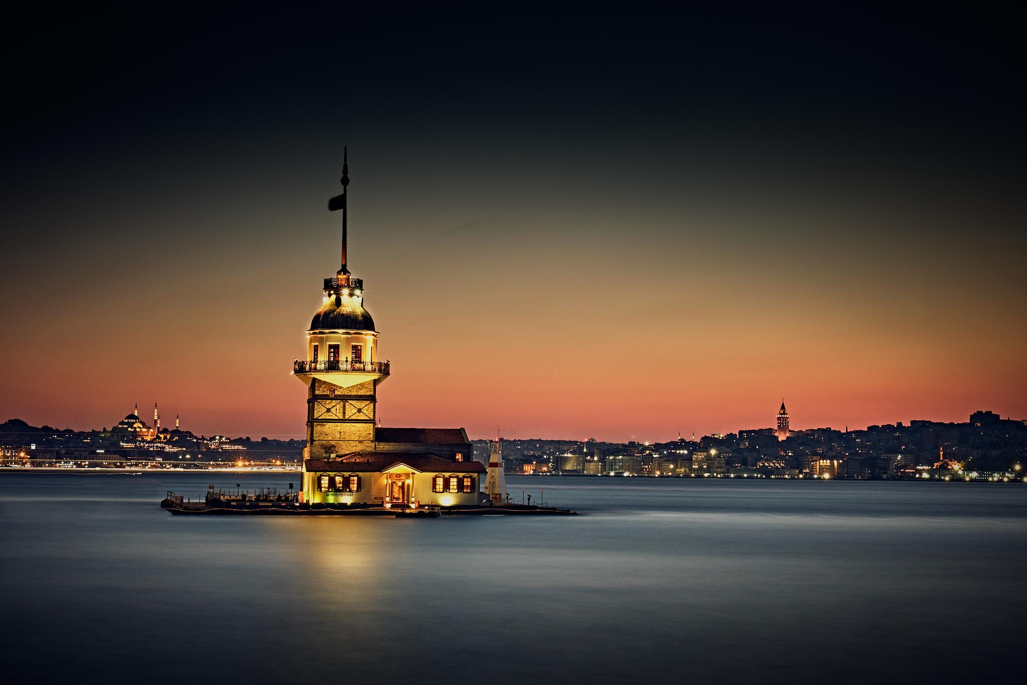 Roman Martin Manden Tower-Istanbul